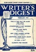 Writer's Digest (1921-Present F+W Publications) Vol. 21 #3