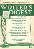 Writer's Digest (1921-Present F+W Publications) Vol. 21 #2