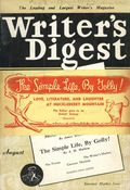 Writer's Digest (1921-Present F+W Publications) Vol. 21 #9