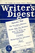 Writer's Digest (1921-Present F+W Publications) Vol. 21 #10