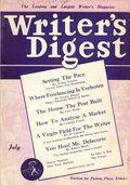 Writer's Digest (1921-Present F+W Publications) Vol. 21 #8