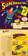 Superman Golden Records Boxed Club Set (1966) GST10