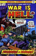War Is Hell (1973 Marvel) Mark Jewelers 14MJ