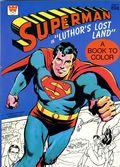 Superman Coloring Book SC (1965-1980 Whitman) 1659-33