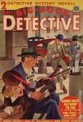 Big Book Detective Magazine (Canadian Series 1942-1945 Popular Publications) Pulp Big-Book Detective Vol. 2 #1