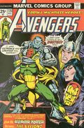 Avengers (1963 1st Series) Mark Jewelers 135MJ