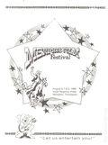 Memphis Film Festival (1982) Program Book AUGUST 1986