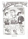 Memphis Film Festival (1982) Program Book AUGUST 1988