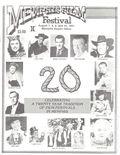Memphis Film Festival (1982) Program Book AUGUST 1991