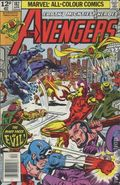 Avengers (1963 1st Series) UK Edition 182UK