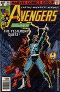 Avengers (1963 1st Series) UK Edition 185UK