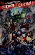 Justice League vs. Suicide Squad (2016) 1M&M.A