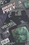 Birds of Prey Wolves (1997) 1DF.SIGNED