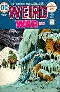 Weird War Tales (1971 DC) Mark Jewelers 33MJ