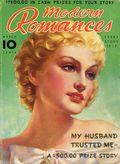 Modern Romances (1930-1997 Dell Publishing) Magazine Vol. 11 #4