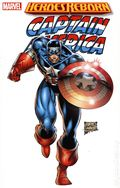 Heroes Reborn Captain America TPB (2020 Marvel) 2nd Edition 1-1ST
