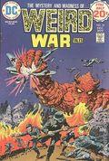 Weird War Tales (1971 DC) Mark Jewelers 32MJ