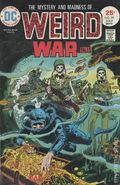 Weird War Tales (1971 DC) Mark Jewelers 39MJ
