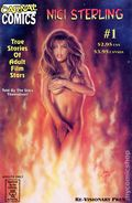 True Stories of Adult Film Stars Nici Sterling (1996 Carnal Comics) 1