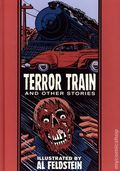 Terror Train and Other Stories HC (2020 Fantagraphics) 1-1ST