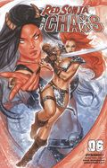 Red Sonja Age of Chaos (2020 Dynamite) 6N