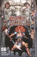 Red Sonja Age of Chaos (2020 Dynamite) 6L