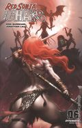 Red Sonja Age of Chaos (2020 Dynamite) 6F