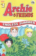 Archie and Friends Endless Summer (2020 Archie) 1