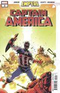 Empyre Captain America (2020 Marvel) 2A