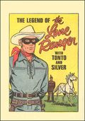 Legend of the Lone Ranger with Tonto and Silver (1969) 1969