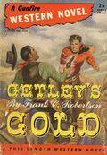 Gunfire Western Novel (1941-1950 Hillman) Digest 15