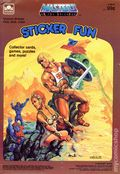 Masters of the Universe Sticker Fun (1983 Western Publishing Co) 2190-47