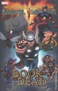 Official Handbook of the Marvel Universe Book of the Dead (2004) 2004