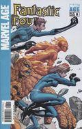 Marvel Age Fantastic Four (2004) 8