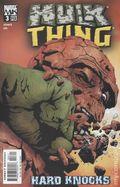 Hulk and Thing Hard Knocks (2004) 3