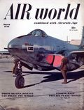 Air World (1946-1948 Columbia Publications) Magazine Vol. 4 #3