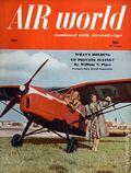 Air World (1946-1948 Columbia Publications) Magazine Vol. 4 #4