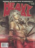 Heavy Metal Magazine (1977) Vol. 28 #4