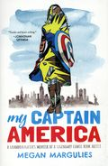 My Captain America HC (2020 Pegasus) A Granddaughter's Memoir of Legendary Comic Book Artist 1-1ST