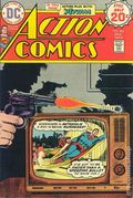 Action Comics (1938 DC) Mark Jewelers 442MJ