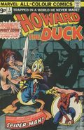 Howard the Duck (1976 1st Series) UK Edition 1UK