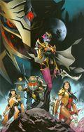 Power Rangers Drakkon New Dawn (2020 Boom) 1B