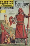 Classics Illustrated 002 Ivanhoe (1946) 23TWIN