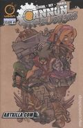 Cannon Busters (2004) San Diego Comic Con Exclusive 0