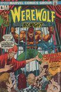 Werewolf by Night (1972 1st Series) UK Edition 6UK