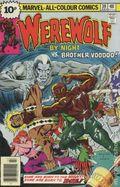 Werewolf by Night (1972 1st Series) UK Edition 39UK