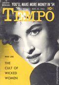 Tempo Magazine (1953 Pocket Magazines) Vol. 1 #25
