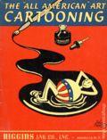 All American Art Cartooning (1944 Higgins Ink) 1-1ST