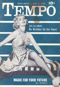 Tempo Magazine (1953 Pocket Magazines) Vol. 1 #9