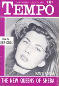 Tempo Magazine (1953 Pocket Magazines) Vol. 1 #8